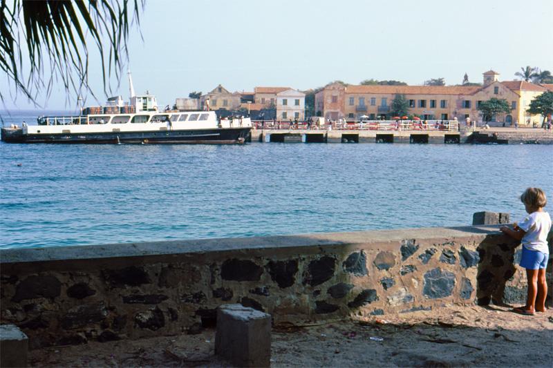 Miika Goréen saarella 1989